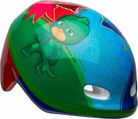 Bell ベル PJ Masks Multi-Character Toddler Bike ヘルメット Red/Blue/Green Toddler 3+ 子供用 自転車 ヘルメット【送料無料】【代引不可】【あす楽不可】