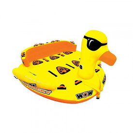 WOW World of Watersports Wow Watersports 19-1060 Wow Mega Ducky 5 Rider Towable トーイングチューブ ・バナナボート 大型浮き輪 牽引 【送料無料】【代引不可】【あす楽不可】
