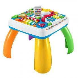 Fisher-Price フィッシャープライス Laugh & Learn Around the Town Learning Table 知育玩具 英会話 英語 【送料無料】【代引不可】【あす楽不可】