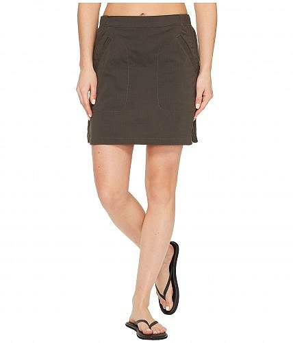 Woolrich ウールリッチ レディース 女性用 ファッション スカート Woolrich ウールリッチ Daring Trail Skort - Matte Gray