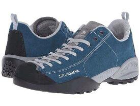 送料無料 スカルパ SCARPA メンズ 男性用 シューズ 靴 スニーカー 運動靴 Mojito - Lake Blue