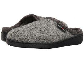送料無料 ハフリンガー Haflinger シューズ 靴 スリッパ AT Classic Hardsole - Grey Speckle