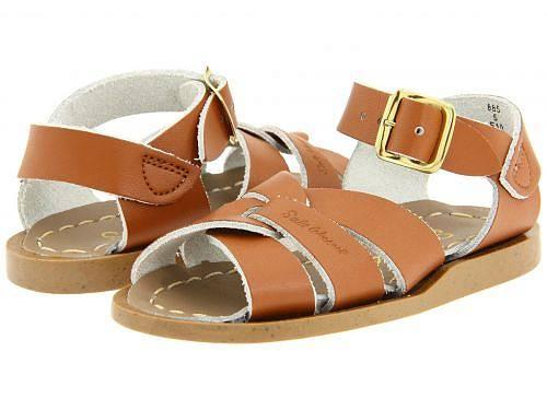 送料無料 Salt Water Sandal by Hoy Shoes キッズ 子供用 キッズシューズ 子供靴 サンダル Salt Water Sandal by Hoy Shoes The Original Sandal (Infant/Toddler) - Tan