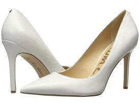 送料無料 サムエデルマン Sam Edelman レディース 女性用 シューズ 靴 ヒール パンプス ミュール Hazel - Bright White Dress Nappa Leather