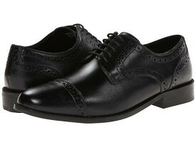 送料無料 Nunn Bush ナンブッシュ 紳士靴 通勤靴 ビジネスシューズ メンズ 男性用 シューズ 靴 オックスフォード Nunn Bush ナンブッシュ Norcross Cap Toe Dress Casual Oxford - Black