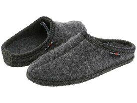 送料無料 ハフリンガー Haflinger シューズ 靴 スリッパ AS Classic Slipper - Grey