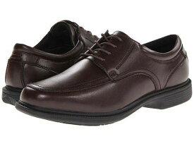 送料無料 Nunn Bush ナンブッシュ 紳士靴 通勤靴 ビジネスシューズ メンズ 男性用 シューズ 靴 オックスフォード Nunn Bush ナンブッシュ Bourbon Street Moc Toe Oxford with KORE Slip Resistant Walking Comfort Technology - Brown
