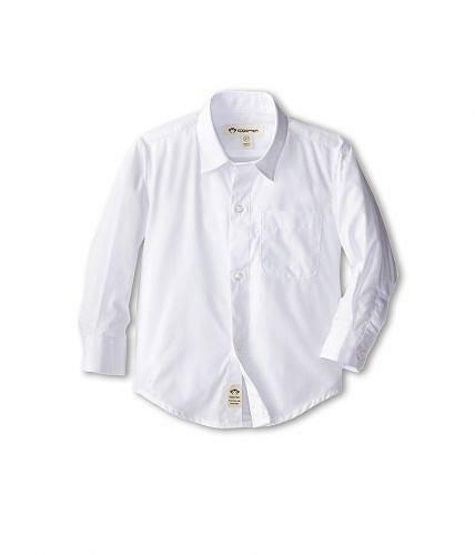 送料無料 アパマンキッズ Appaman Kids 男の子用 子供服 ボタンシャツ The Standard Shirt (Toddler/Little Kids/Big Kids) - White