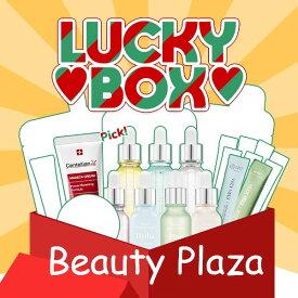 韓国コスメ基礎化粧品 ラッキーボックス コスメ 福袋 Lucky Box/Random Box 6点入りラッキーバッグ福袋【送料無料】