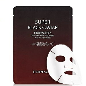 ENPRANIエンプラニスーパーブラックキャビアマス (5枚セット)【送料無料】韓国コスメ