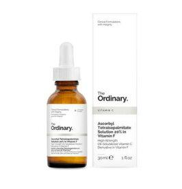 The Ordinaryジオーディナリーアスコルビルテトラヘキシルデカン酸ソルーション20% inビタミンF【送料無料】