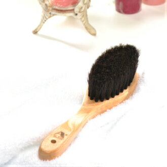 Kamidanomi hair brush fur and for thinning hair brush, hair brush hair brush massage brush