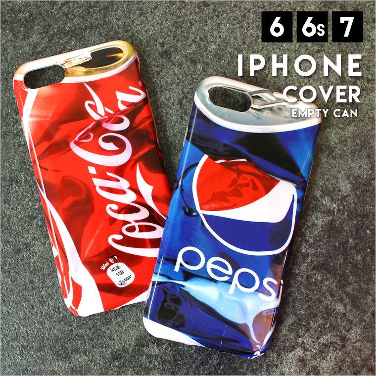 iphone ケース おもしろ 韓国 iPhone6 スマホケース スマホカバー 携帯ケース iPhone6s plus iPhone7 送料無料 コーラ ペプシ アイホン ラバー アイフォン TPU 面白カバー おしゃれ 可愛い インスタ映え 安い 人気 新作 グッズ 8I43