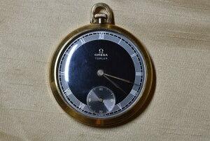 アンティーク 18c OMEGA オメガ 懐中時計 懐中時計 ヴィンテージ