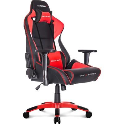 【Gaming Goods】AKRacing Pro-X Gaming Chair (RED) ゲーミングチェア ハイエンドモデル Pro-Xシリーズ