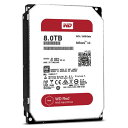 Western Digital WD80EFZX BOX 8TB WD Red シリーズ NASシステムに最適 ランキングお取り寄せ