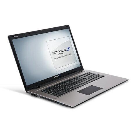 [3年保証付]iiyama Stl-17HP042-C-CEM [Windows 10 Home] 17.3型 HD+液晶ノートパソコン/Celeron N3450/8GB メモリ/500GB HDD/DVD MULTI