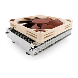 Noctua NH-L9A-AM4 Socket AM4専用、37mmロープロファイルのトップフロー型CPUクーラー