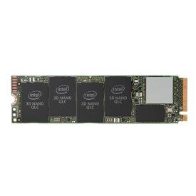 Intel SSDPEKNW512G8XT [512GB/SSD] PCIe Gen3 x4/M.2/SSD 660p シリーズ/NVMe/コンシューマ向けQLC M.2モデル