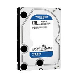 WesternDigital WD20EZAZ-RT [2TB/3.5インチ/5400rpm/SATA ] WD Blue/内蔵用3.5インチハードディスク