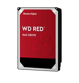 Western Digital WD120EFAX-RT [12TB/3.5インチ/5400rpm/SATA ] WD Redシリーズ/NAS向け 3.5インチHDD