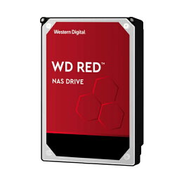 Western Digital WD120EFAX-RT [12TB/3.5インチ/5400rpm/SATA ] WD Redシリーズ/NAS向け 3.5インチHDD