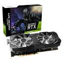玄人志向 GG-RTX2070SP-E8GB/DF [RTX2070 SUPER/GDDR6 8GB] GeForce RTX 2070 SUPER 搭載グラフィックカード