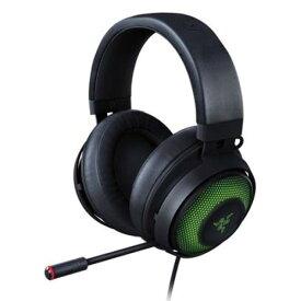 【Gaming Goods】Razer Kraken Ultimate 7.1 / RZ04-03180100-R3M1 THX Spatial Audio対応 USB ゲーミングヘッドセット