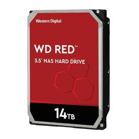 新製品 Western Digital WD140EFFX [14TB SATA600 5400] 3.5型 NASシステム向けHDD WD Red シリーズ