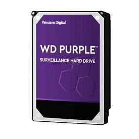 新製品 Western Digital WD102PURZ 10TB 3.5インチ内蔵用 ハードディスク WD Purpleシリーズ セキュリティシステム組込み向け