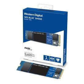 Western Digital WDS100T2B0C 1TB WD Blue SN550 NVMe SSD