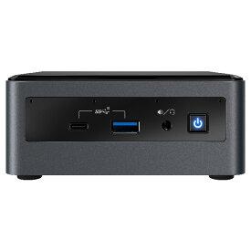 新製品 Intel BXNUC10I5FNH NUC ベアボーン i5-10210U搭載 M.2 SSD、2.5インチドライブ対応