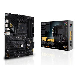 ASUS TUF GAMING B550-PLUS AMD B550チップセット搭載 ATXマザーボード
