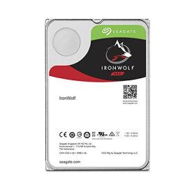 Seagate ST6000VN001 [6TB SATA600 5400] IronWolf 3内蔵ハードディスクドライブ