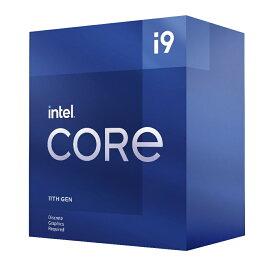 Intel Core i9 11900F BOX 第11世代インテルCore i9プロセッサー GPU非搭載 CPU