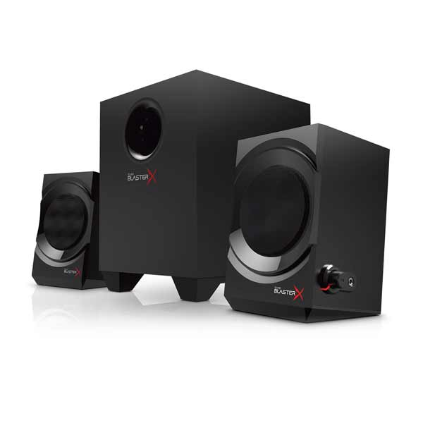 CREATIVE Sound BlasterX Kratos S3 SBX-KTS-S3 2.1chゲーミングスピーカーシステム