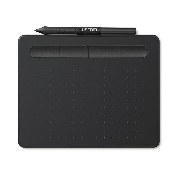 ワコム CTL-4100/K0 ペンタブレット Wacom Intuos Small ベーシック ブラック