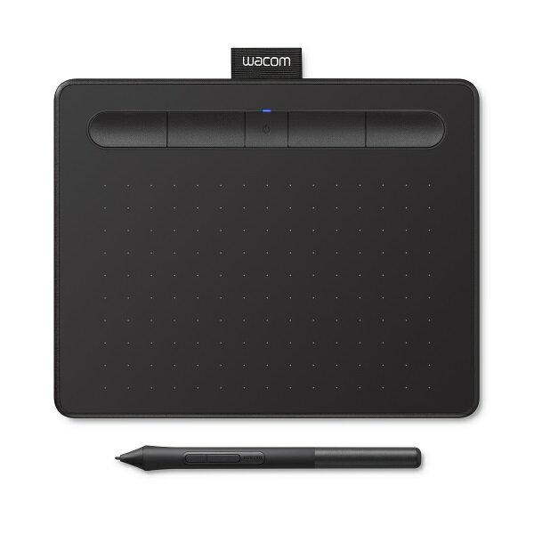ワコム CTL-4100WL/K0 ペンタブレット Wacom Intuos Smallワイヤレス ブラック