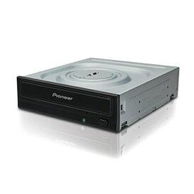 Pioneer DVR-S21WBK 最大24倍速書き込み対応 SATA接続 DVD Multiドライブ 5インチ内蔵型 ベゼル ブラック