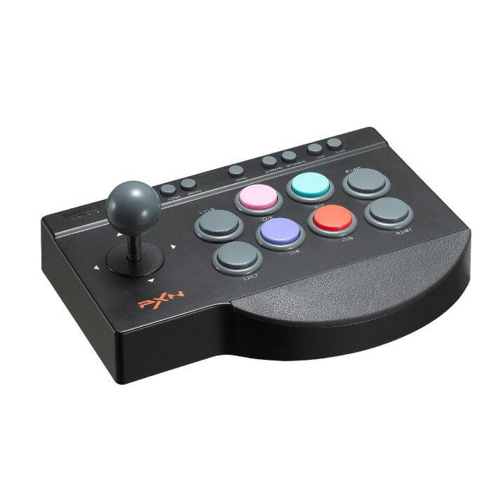 【Gaming Goods】ITPROTECH PXN-00082 バトルシミュレーションアーケードコントローラー 入門モデル マルチプラットフォーム対応