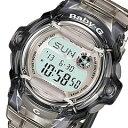 CASIO BABY-G (カシオ ベビーG) BG-169R-8/BG169R-8ColorDisplay/カラーディスプレイシリーズ グレー レディースウォッチ 腕時計 (日本版型番:BG-169