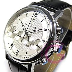 BROOKIANA(ブルッキアーナ) BA1664-SV 自動巻き マルチカレンダー シルバー メンズウォッチ 腕時計 【あす楽対応】