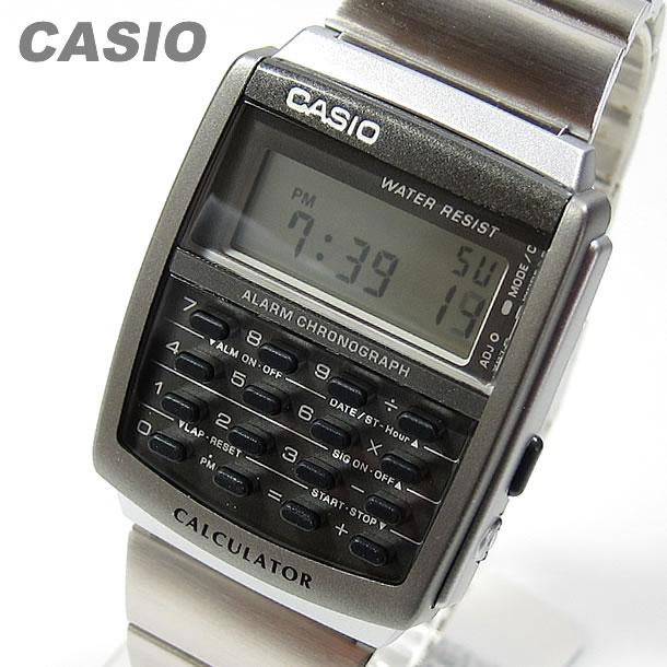 【メール便送料無料】 CASIO DATA BANK (カシオ データバンク) CA-506-1/CA506-1 CALCULATOR(カリキュレーター) 計算機/電卓 キッズ 子供 かわいい メンズ チープカシオ チプカシ 腕時計 【あす楽対応】