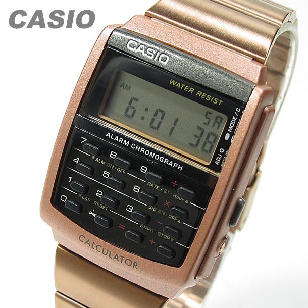 【メール便送料無料】 CASIO DATA BANK (カシオ データバンク) CA-506C-5A/CA506C-5A CALCULATOR(カリキュレーター) 計算機/電卓 キッズ 子供 かわいい メンズ チープカシオ チプカシ 腕時計