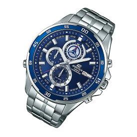 CASIO EDIFICE(カシオ エディフィス) EFR-547D-2A/EFR-547D-2A クロノグラフ メタルベルト ブルーダイアル メンズウォッチ 海外モデル 腕時計
