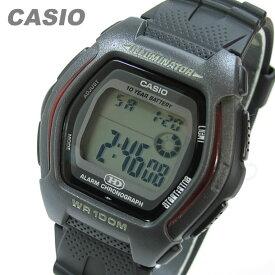 CASIO カシオ HDD-600-1A/HDD600-1A スタンダード デジタル ブラック キッズ 子供 かわいい メンズ チープカシオ チプカシ 腕時計