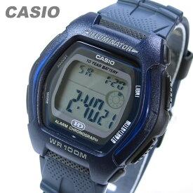 CASIO カシオ HDD-600C-2A/HDD600C-2A スタンダード デジタル ブルー キッズ 子供 かわいい メンズ チープカシオ チプカシ 腕時計 【あす楽対応】