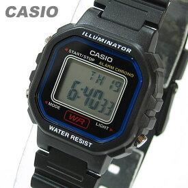 CASIO カシオ LA-20WH-1C/LA20WH-1C スタンダード デジタル ブラック キッズ 子供 かわいい レディース チープカシオ チプカシ 腕時計 【あす楽対応】
