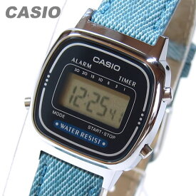CASIO カシオ LA-670WL-2A2/LA670WL-2A2 ベーシック デジタル キッズ 子供 かわいい レディース チープカシオ チプカシ 腕時計 【あす楽対応】