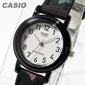 CASIO カシオ LQ-139LB-1B2/LQ139LB-1B2 ベーシック フローラル 花柄 キッズ 子供 かわいい レディース チープカシオ チプカシ 腕時計 【あす楽対応】